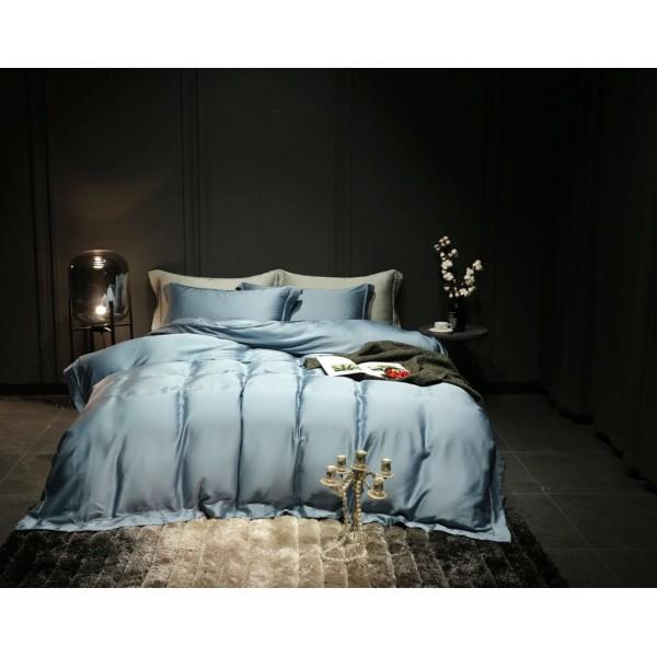 Тенсел (Эвкалиптовое волокно) Голубой