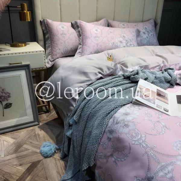 Тенсел (Эвкалиптовое волокно) Нежно-розовое