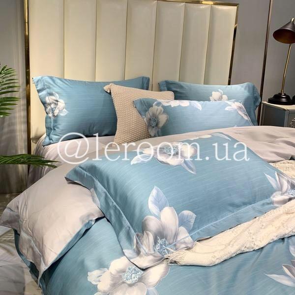 Тенсел (Эвкалиптовое волокно) Небесно-голубой