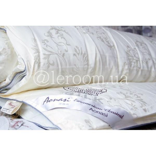 Элитное одеяло из шёлка Mulberry Серое