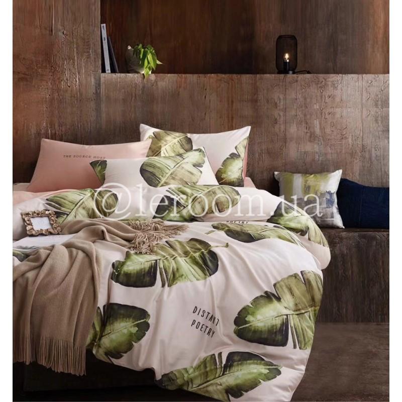 Єгипетська бавовна Пісочна з пальмовим листям